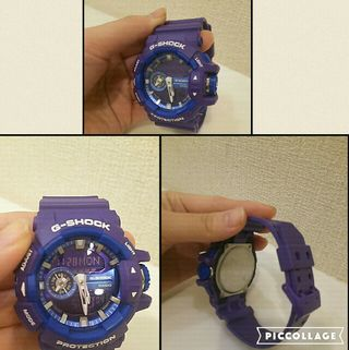 G-SHOCK CASIO GA-400A