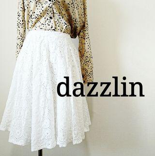 dazzlinフレアスカート