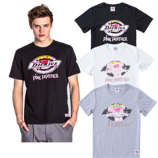 Dickies 男女兼用/人気半袖 Tシャツ-13