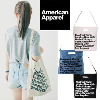 American Apparel  トートバッグ