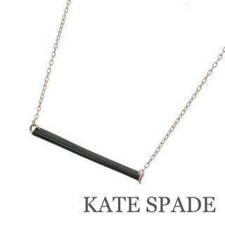 KATE SPADE ケイトスペード【美品】バーネックレス