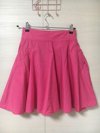 【titty&co】フレアスカート