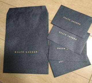 ラルフローレン 封筒