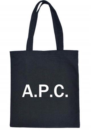 【新品】アーペーセー  トートバッグ APC ブラック