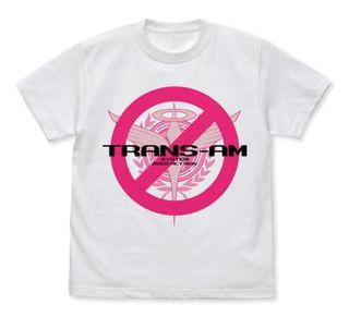 機動戦士ガンダム00 トランザムは使うなよ!Tシャツ