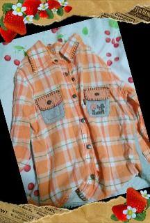 BMBチェックシャツ