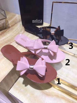 メリッサ トングサンダル ミュール シューズ  レディース靴