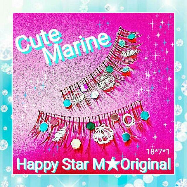 Cute Marinepartyまつげキュート マリン - フリマアプリ&サイトShoppies[ショッピーズ]