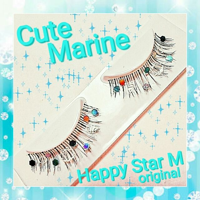 Cute Marinepartyまつげキュート マリン