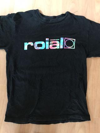ロイヤル Tシャツ