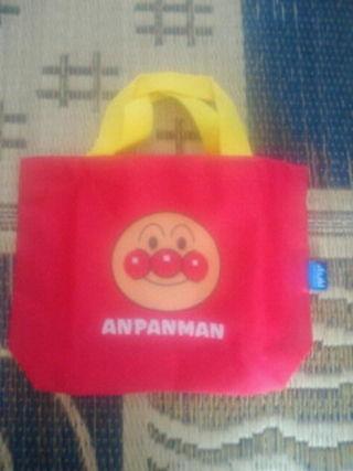 アンパンマン☆おでかけランチバッグ