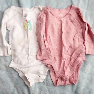 baby GAP&cartersロンパース