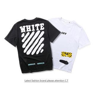 2色選! オフホワイトTシャツ 半袖