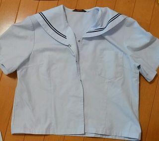 中学 夏用セーラー服 180