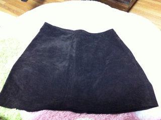 クーカイ 茶色 スカート