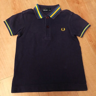 【FRED PERRY】キッズ ポロシャツ