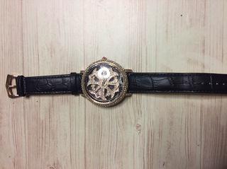 ぐるぐる時計