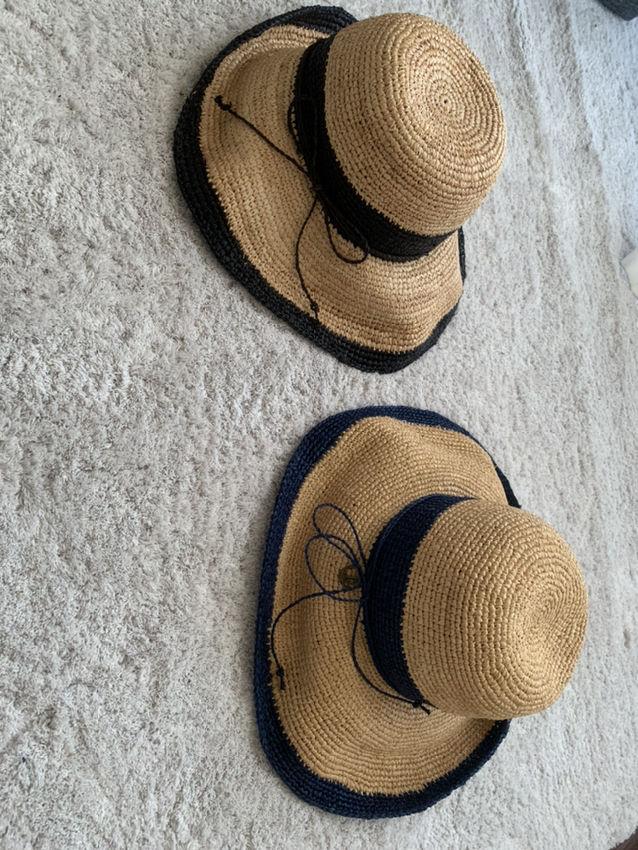14plus イチヨンプラス 麦わら帽子 2つセット