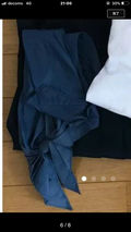 栃木県 栃木女子高校指定制服 セーラー服夏長袖セット