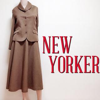 大切な日にニューヨーカー お呼ばれセットアップ