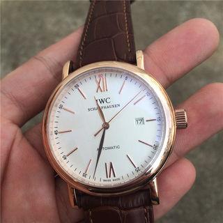 人気腕時計 IWC 自動巻き 直経42mm