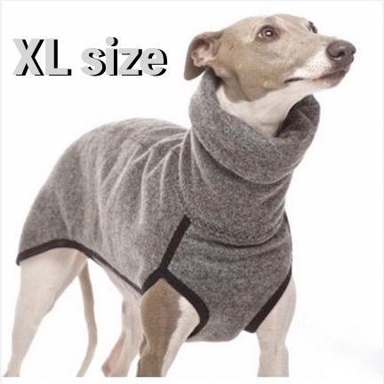 Newデザイン 犬のタートルネック XLサイズ