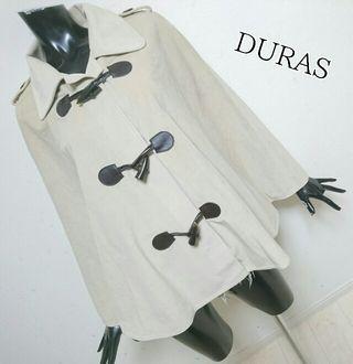 DURAS*スエードポンチョ