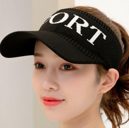 レディース帽子韓国デザイン日焼け対策 キャップ