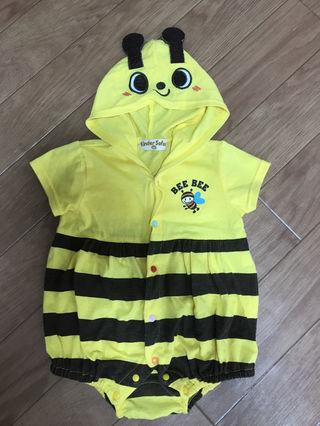 ハチさんベビー服
