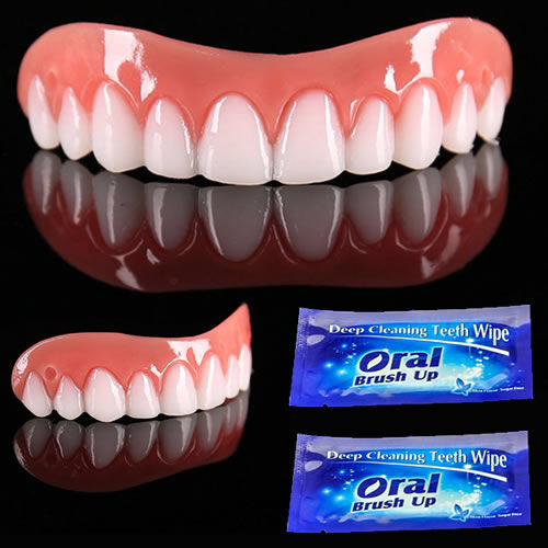 USA輸入インスタスマイルSmile『つけ歯 仮歯』(ノーブランド ) - フリマアプリ&サイトShoppies[ショッピーズ]
