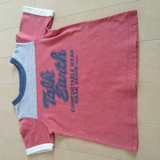 WASK ワスク 110cm 半袖 Tシャツ ロゴ