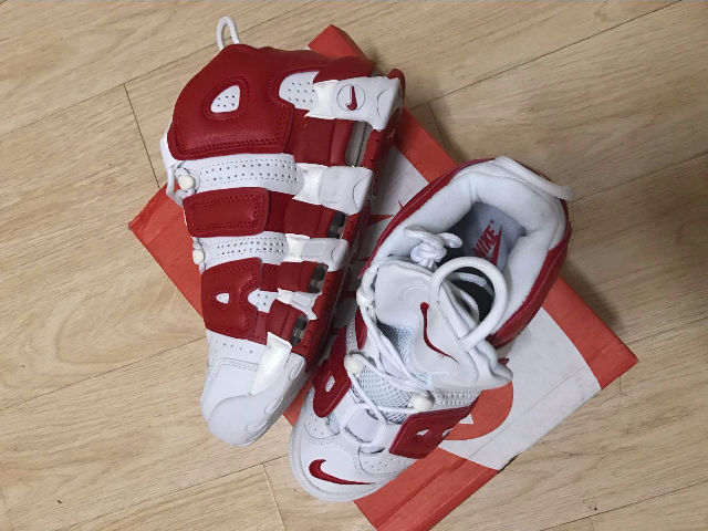 ナイキ/Nike エア モア アップテンポ メンズサイズ