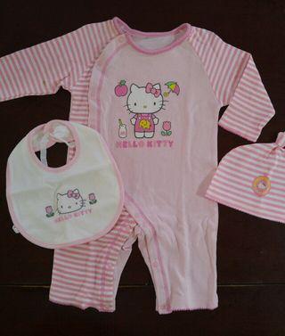 Hello Kitty カバーオール Size80