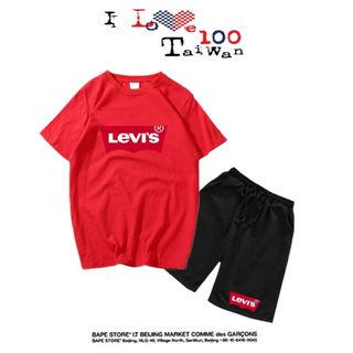 リーバイスTシャツセットアップ xlvt-01