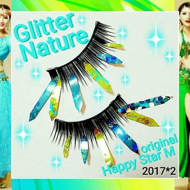 Glitter Natureキラキラpartyまつげ - フリマアプリ&サイトShoppies[ショッピーズ]