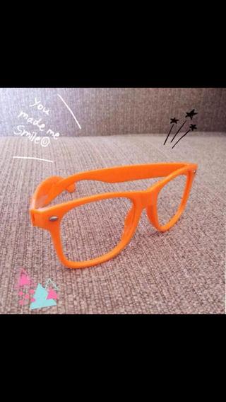 【新品】Party&フェスにカラーメガネ