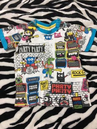 PARTY PARTYTシャツ