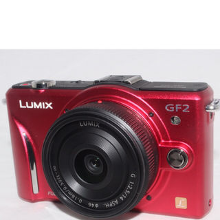 パナソニック LUMIX GF2レンズキット