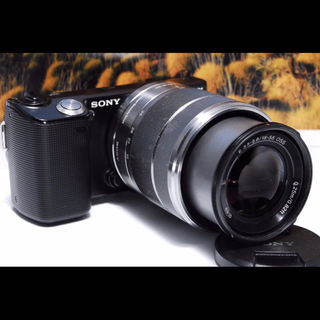 大人気Sony ソニーNEX-5 おまけ多数