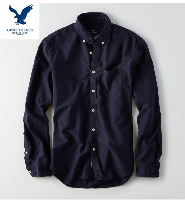 アメリカンイーグル ネルシャツ(American Eagle(アメリカンイーグル) ) - フリマアプリ&サイトShoppies[ショッピーズ]