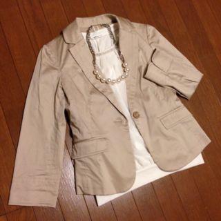 クリアインプレッションオフィスジャケット