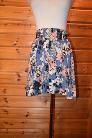 COCO DEAL 花柄ミニスカート