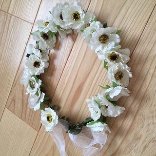 スピンズ 白 花冠