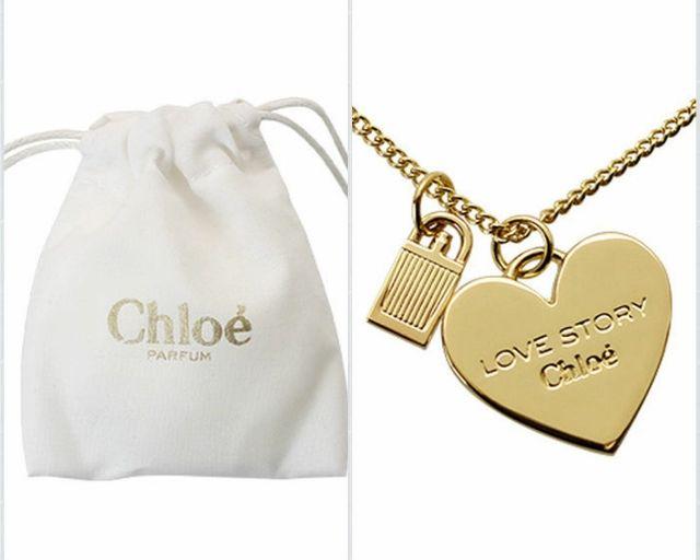 buy online 08b80 7eb7b 35295588 Chloe ネックレス(クロエ ) - フリマアプリ&サイト ...