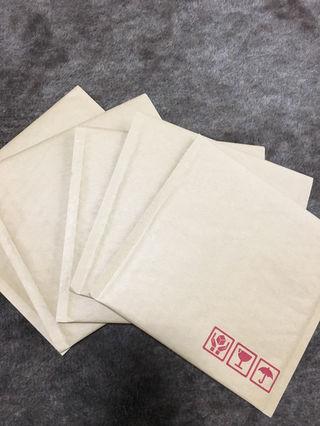 クッション封筒  CDサイズ