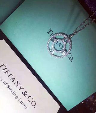 『Tiffany』925シルバー ネックレス2-84