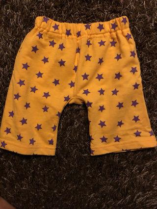 13 スキップランド 星柄 ズボン