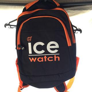 *ice watch*リュック
