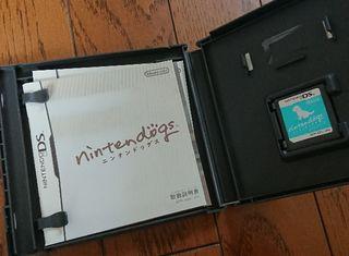 ニンテンドッグス  任天堂DS