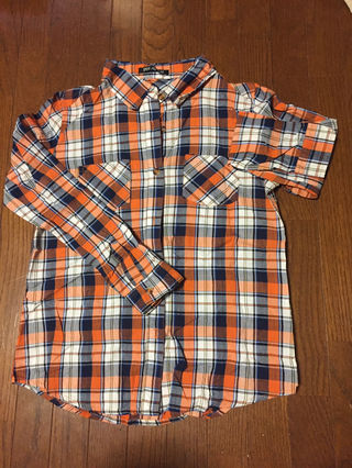 SpRay*チェックシャツ